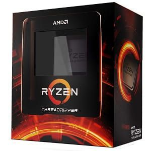 AMD Ryzen Threadripper 3970X Box