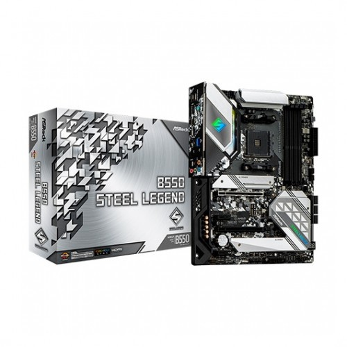 Foto Asrock B550 Steel Legend