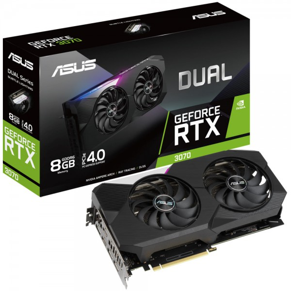 Asus DUAL-RTX3070-8G