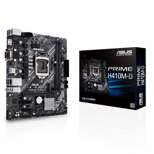Asus Prime H410M-D