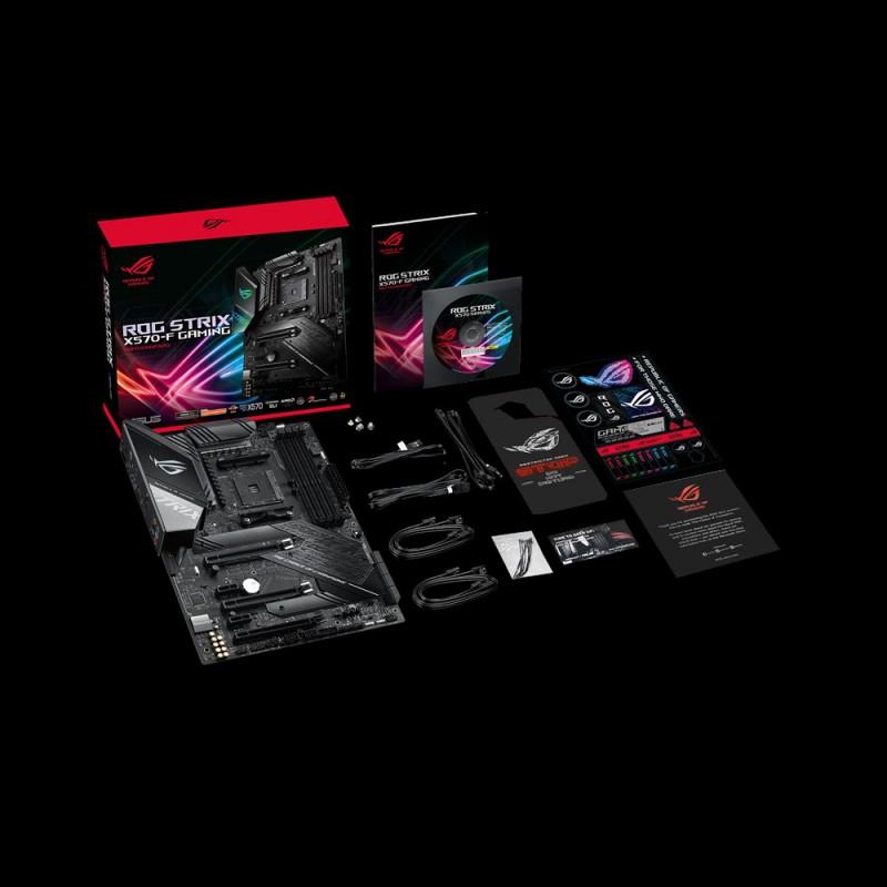 Foto Asus ROG Strix X570-F Gaming