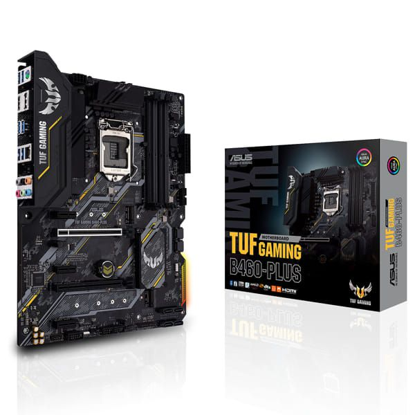 Foto Asus TUF Gaming B460-Plus