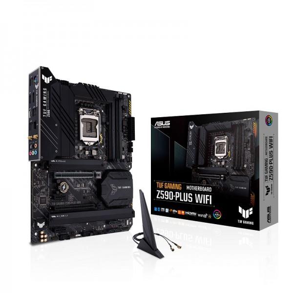 Asus TUF Gaming Z590-Plus Wi-Fi