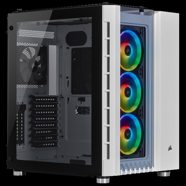 Corsair Carbide 680X RGB Blanca