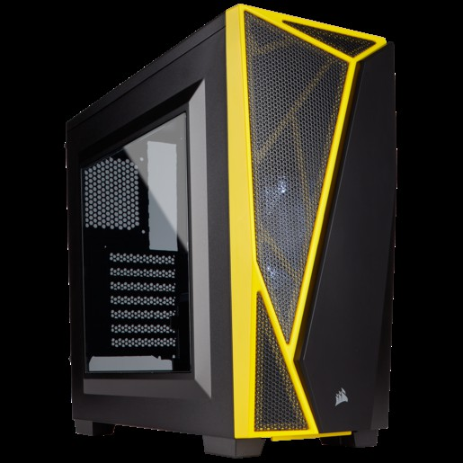 Corsair Carbide SPEC-04 Negra-Amarilla