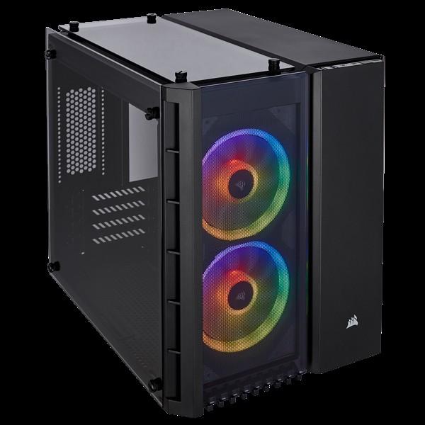 Corsair Crystal 280X Negra RGB