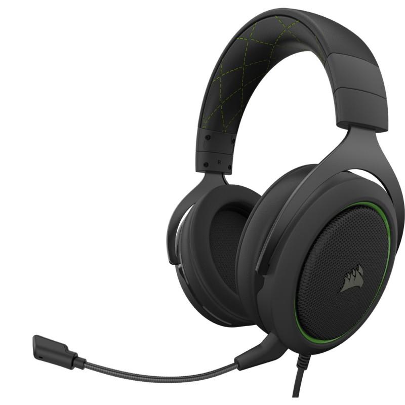 Corsair HS50 Pro Stereo Green