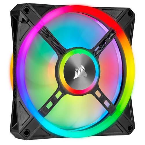 Foto Corsair iCue QL120 RGB Pack