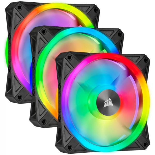 Corsair iCue QL120 RGB Pack