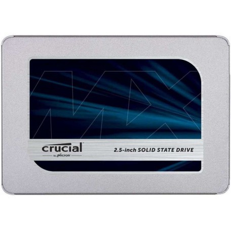Crucial MX500 500GB SATA CT500MX500SSD1