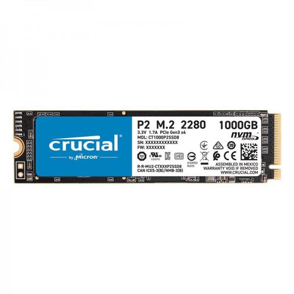 Crucial P2 1TB CT1000P2SSD8