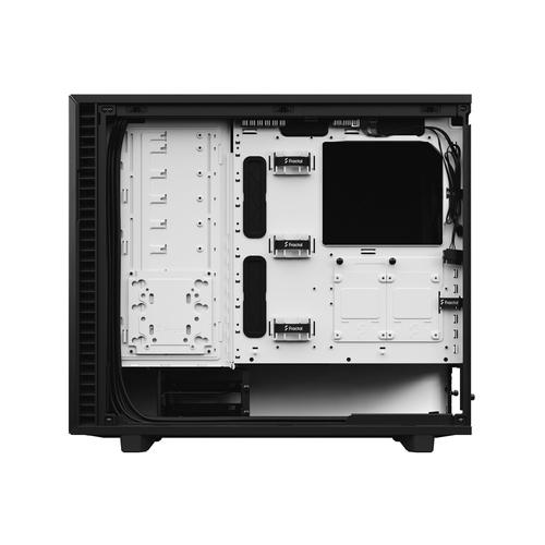 Foto Fractal Design Define 7 Clear TG Black-White