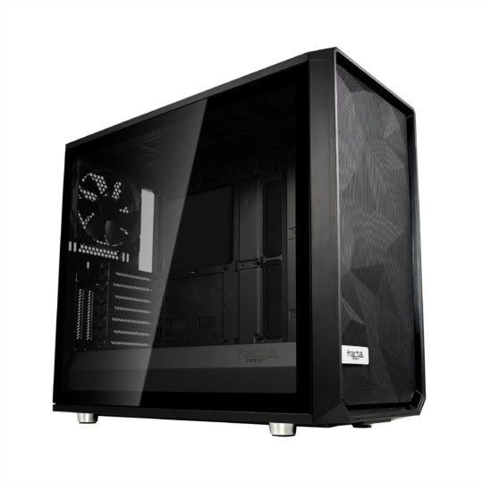 Fractal Design Meshify S2 Black - Dark TG