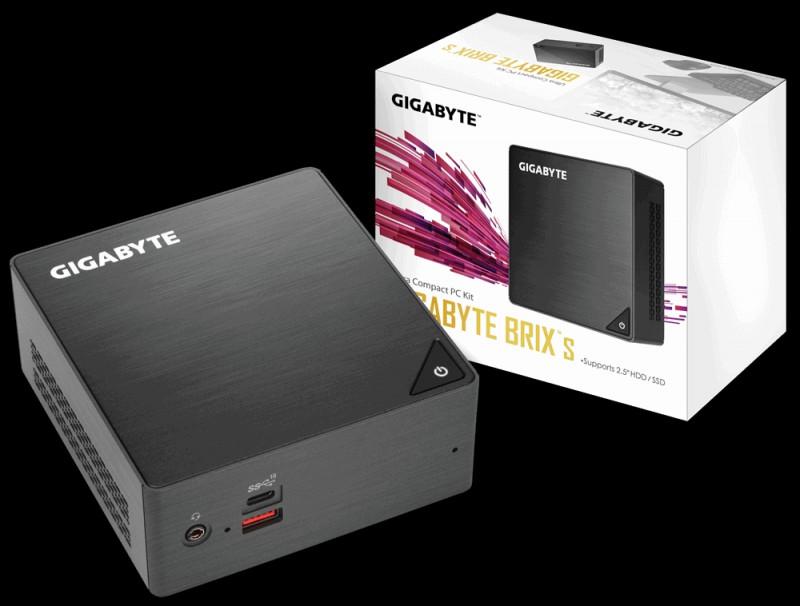 Gigabyte GB-BRi3H-8130 BRIX S