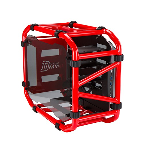 In Win D-Frame Mini Red