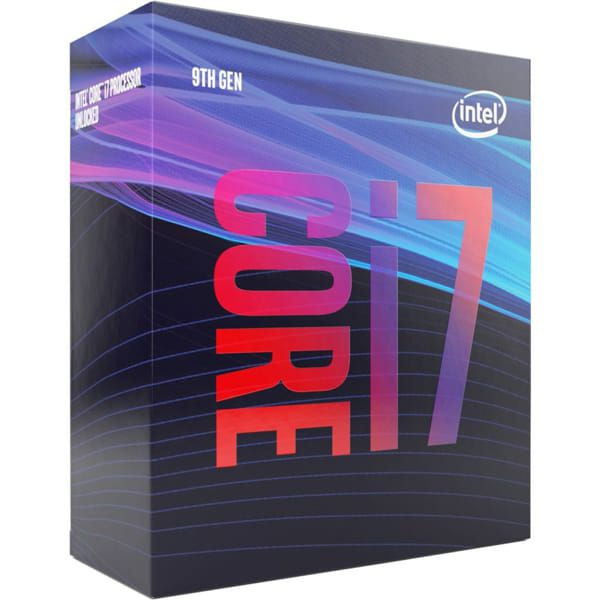Intel Core i7-9700F Box