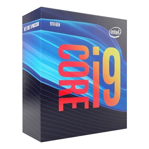 Foto Intel Core i9-9900 Box