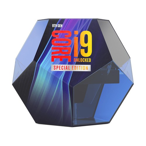 Intel Core i9-9900KS Box