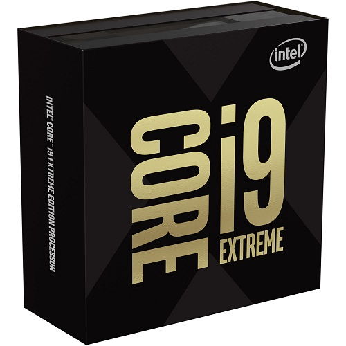 Intel Core i9-9980XE Box