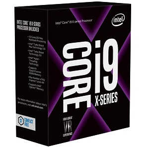 Intel Core i9-9960X Box