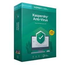 Kaspersky Anti-Virus 2013 3usuarios/1año