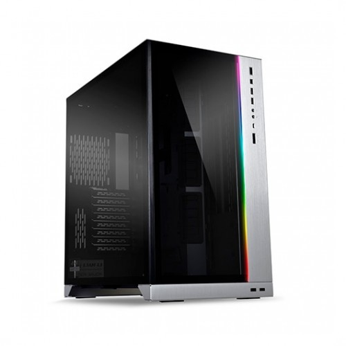 Lian Li PC-O11D XL Plata ROG