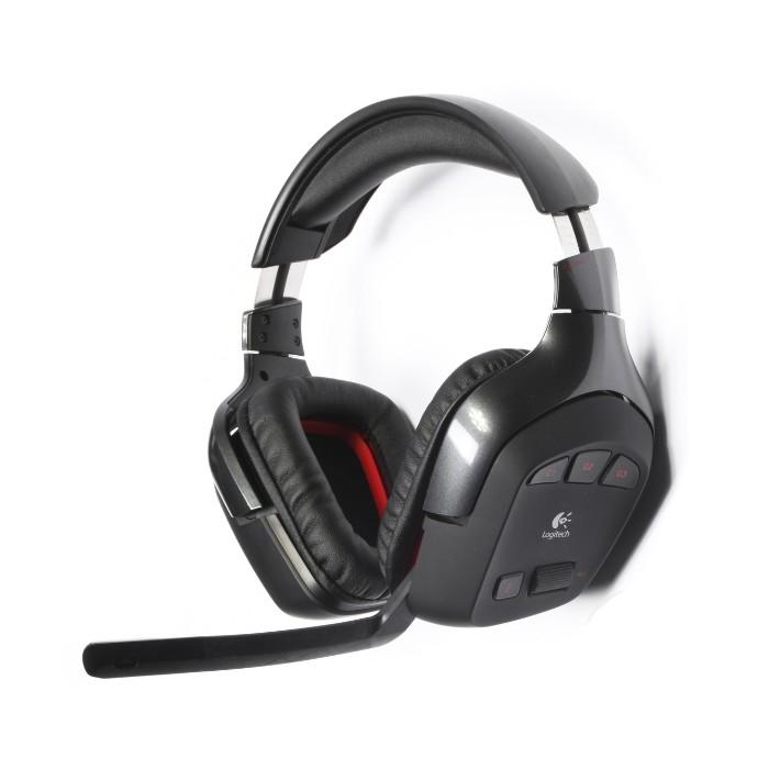 Logitech G930 Wireless Gaming Headset Izarmicro Net