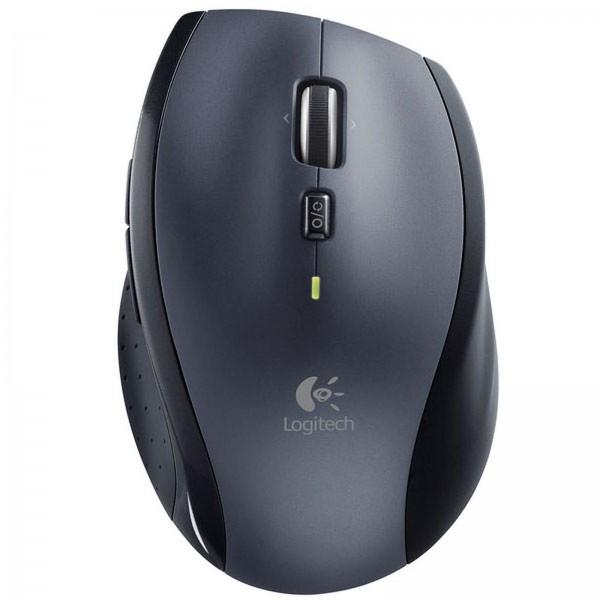 Logitech Wireless Mouse M705 Plata