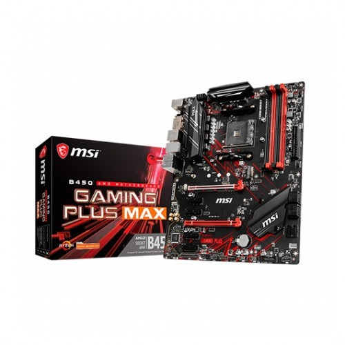 Foto MSI B450 Gaming Plus Max