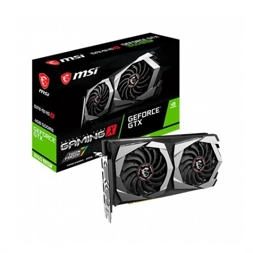 Foto MSI GeForce GTX 1650 Super Gaming X