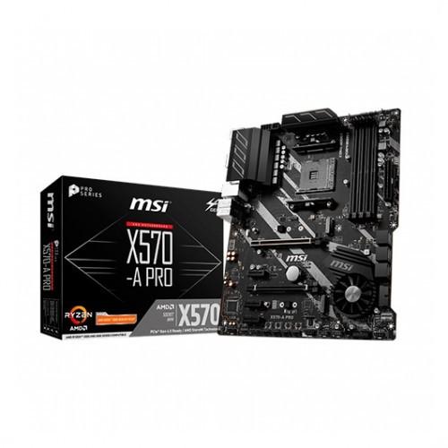 MSI MPG X570A-Pro