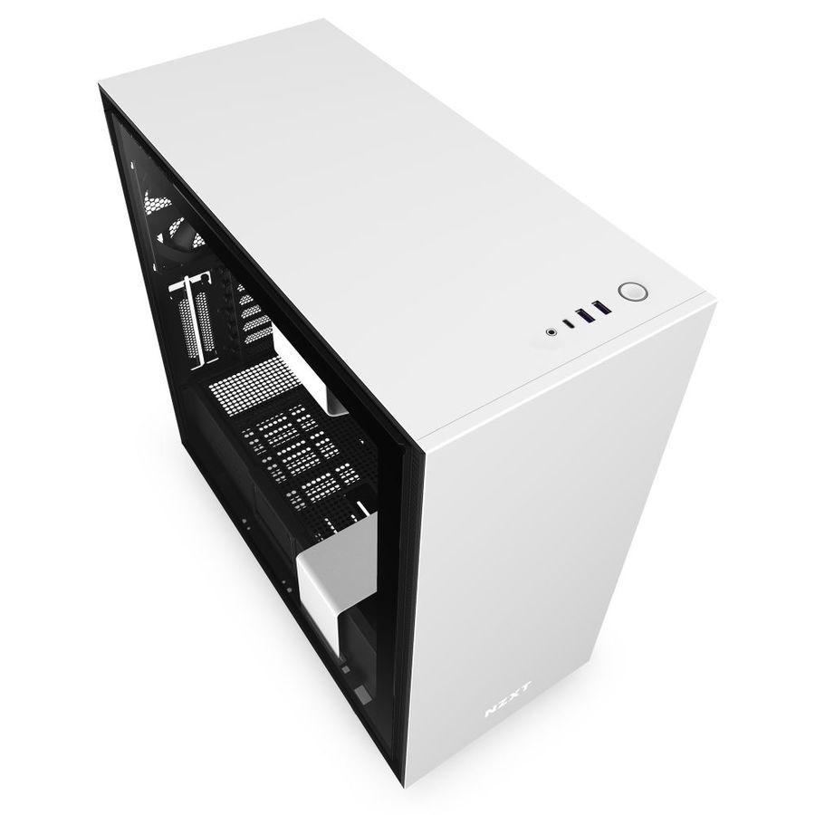 NZXT H710 Blanca