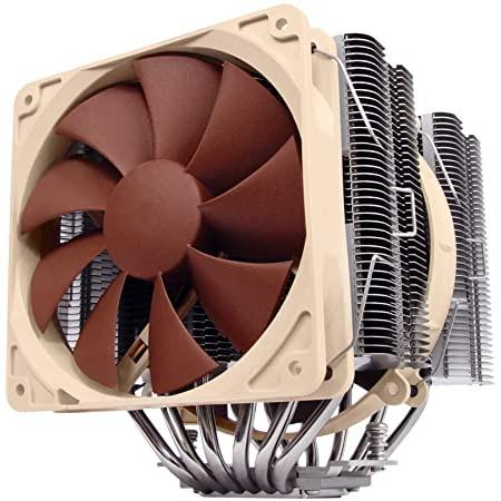 Noctua NH-D14 Radiador y ventilador Dual