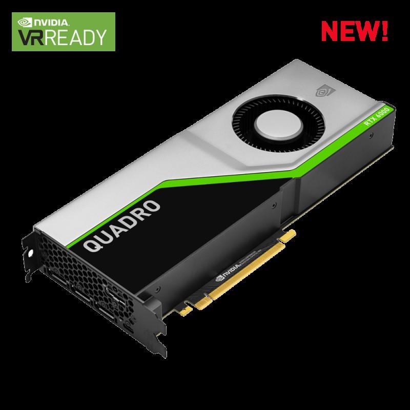 PNY NVIDIA Quadro RTX 6000 Bulk