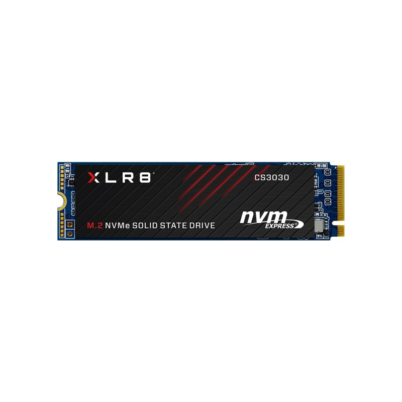 Foto PNY XLR8 CS3030 Series PCIe NVMe 512GB
