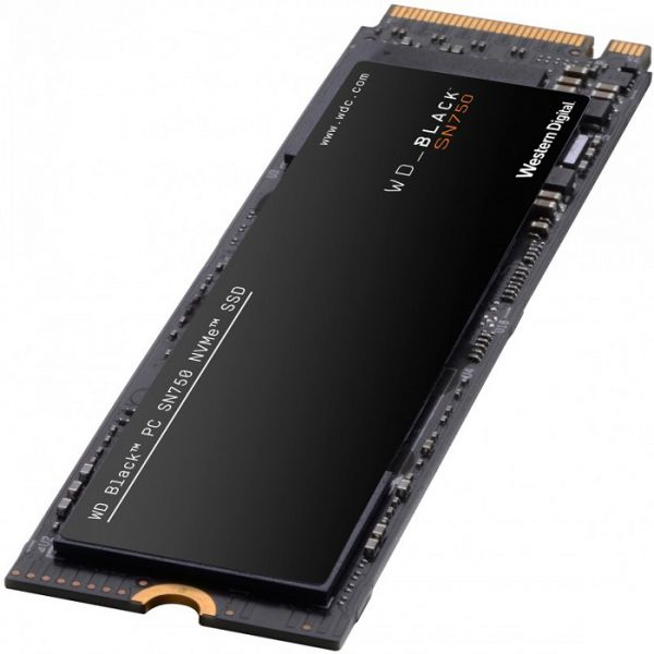 WD Black SN750 NVMe 500GB