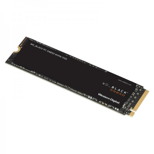Foto WD Black SN850 NVMe 500GB