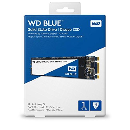 WD Blue 3D NAND SSD 1TB WDS100T2B0B