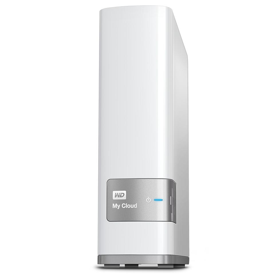 Western Digital My Cloud 4TB WDBCTL0040HWT-EESN