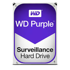 Foto Western Digital WD Purple 4TB WD40PURX