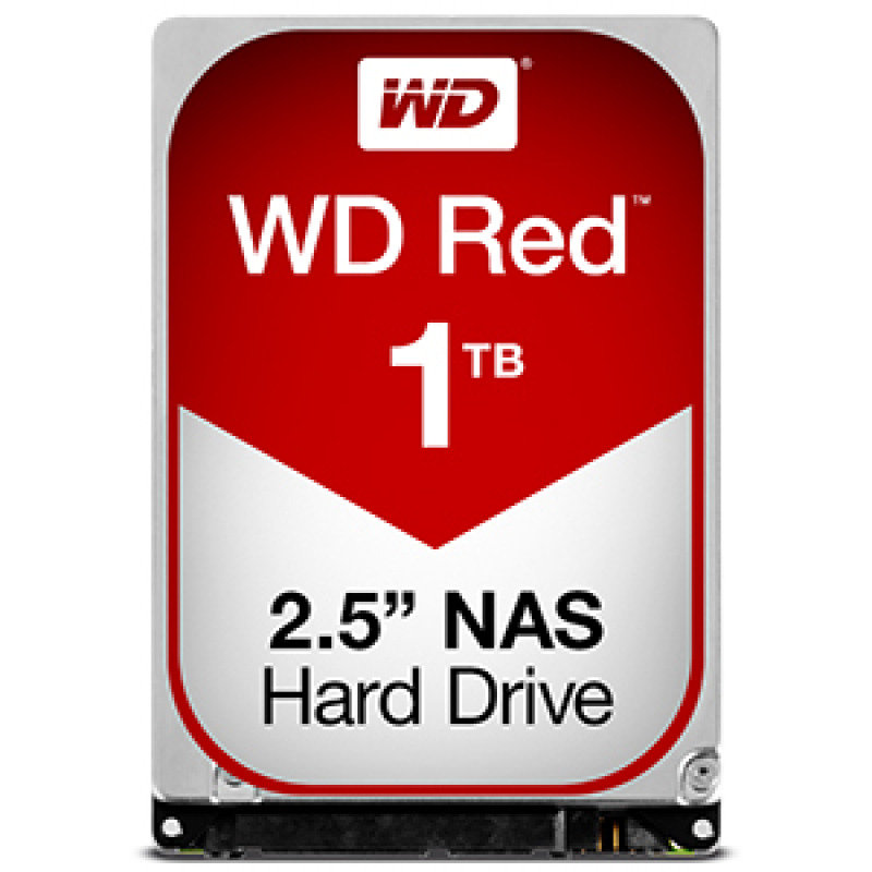 Western Digital Red 2.5 1TB