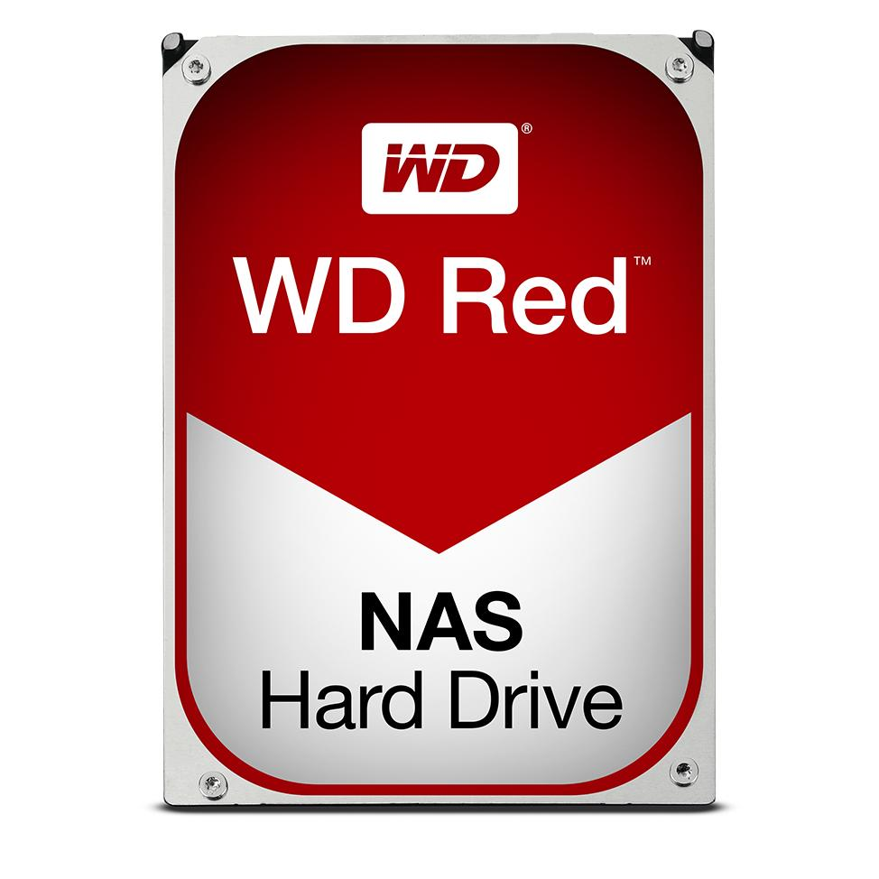 Western Digital Caviar Red 4TB WD40EFRX