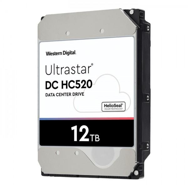 WD UltraStar HC520 12TB SATA