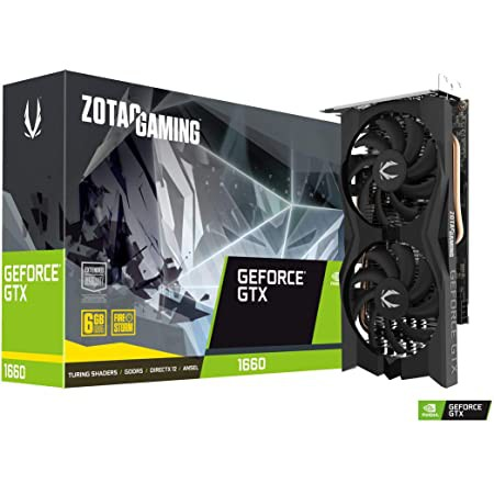 Foto Zotac GeForce GTX 1660 Twin Fan