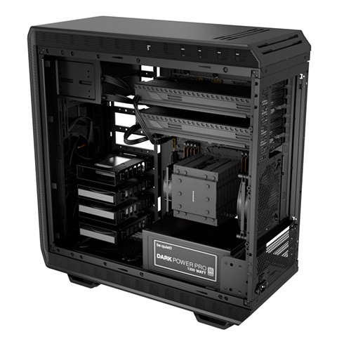 be quiet! Dark Base 900 Black