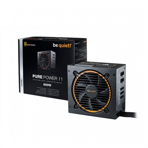 Foto be quiet! Pure Power 11 600W CM
