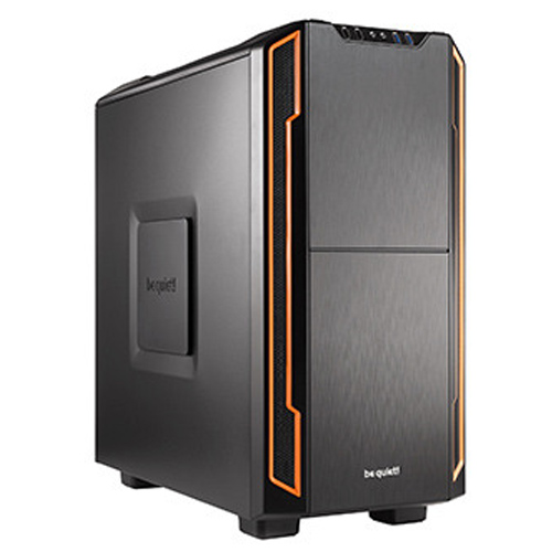 be quiet! Silent Base 600 Orange