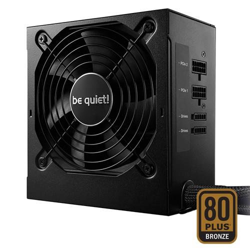 Foto be quiet! System Power 9 500W CM