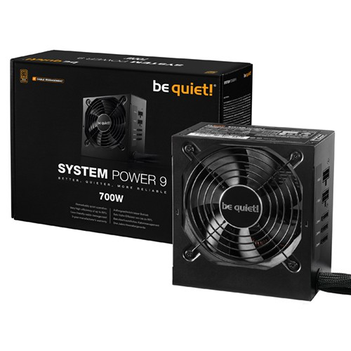 be quiet! System Power 9 700W CM