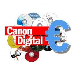 Canon Digital Memorias USB